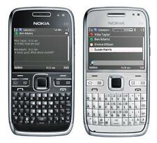 Nokia E72 Symbian Smartphone  White -Used- SKU(USD080)