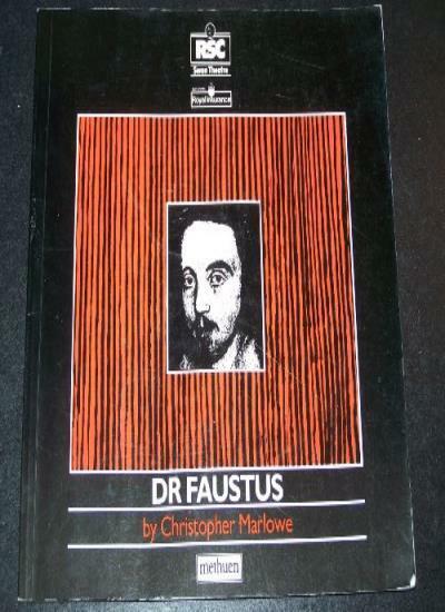 Doctor Faustus (Methuen Swan Theatre Series) By Christopher Marlowe