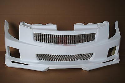 CT-S CTS 03-07 Cadillac VIP Poly Fiber full body kit bumper front side rear