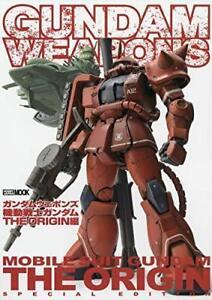Hobby Japan Gundam Weapons Mobile Suit Gundam The Origin