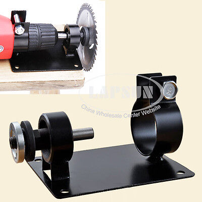 10//13mm Electric Drill Cutting Seat Stand Machine Bracket Rod Bar Table with 2 W