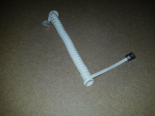 Ritto Câble du 7630//70 wohntelefon Maison Téléphone 7630.0.006.15 Remplacement Câble Blanc