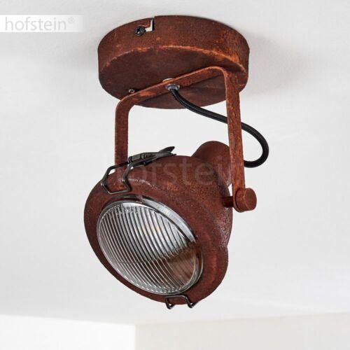 1-Feux Couloir Vestibule Projecteur Salon Chambre Luminaire rouille Plafonnier Lampes