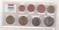 SET 2011 Lussemburgo 8 monete in BLISTER  FDC  Luxemburg Luxemburgo VEDI FOTO