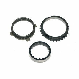 Details about T5 WC 1-2 Synchro Ring Set NEW TREMEC Updated 3 Pcs  Kit Ford  Chevy TBKT11875