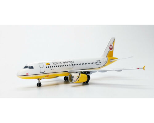 AEROCLASSICS ROYAL BRUNEI  AIRBUS A319 V8-RBP 1:400 Scale AC19149