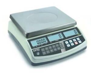 Kern Dual Range Counting Scales, CPB 6K1DM, 3KG, 6KG Weight Capacity Europe, UK
