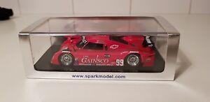 Spark - Riley Mk Xx # 99 Daytona 24 Hours 2009 Échelle 1:43 S2998