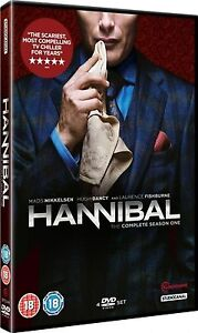 HANNIBAL-Season-1-Complete-TV-Mini-Series-Collection-Extras-Lector-New-DVD