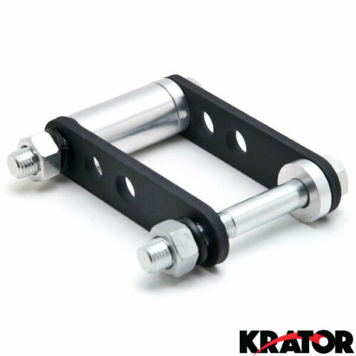 "ATV Rear End Lowering Kit Adjustable 0.5/""-5/"" for Yamaha Blaster YFS200 1988-2006"