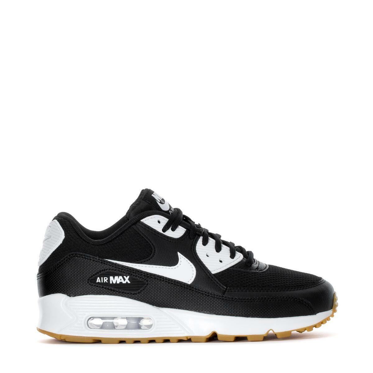 Nike Air Max 90 zapatos negros 325, 213, 055.