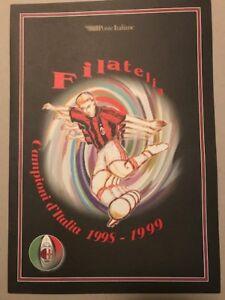 FOLDER-1999-MILAN-CAMPIONE-D-039-ITALIA-1998-1999