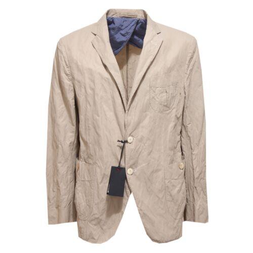 Jacket Beige Lardini Uomo 7580o Men Giacca IUYw4
