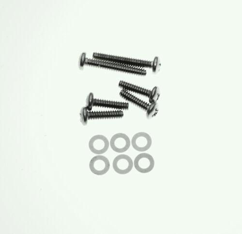 AUSTIN MAXI Luce Posteriore Lente e fibra Rondella di acciaio inox x 6 LUCAS L-817