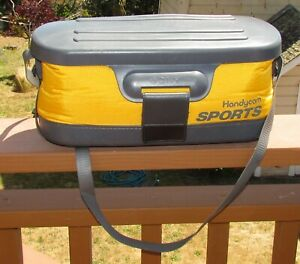 OEM-CASE-Sony-Handycam-Sports-CCD-SP7-Video-8-Water-Resistant-Camcorder-YELLOW