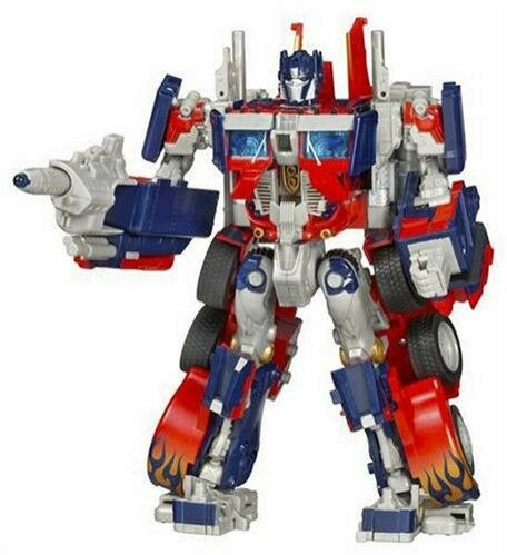 Hasbro Transformers Movie Leader  Optimus Prime Action Figure-Impossible To Find