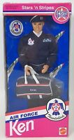 Mattel Stars 'n Stripes Air Force Thunderbirds Ken (Barbie) Doll 1993 Special Edition #11554