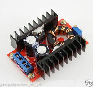 6A-150W-DC-DC-STEP-UP-BOOST-CONVERTER-10-32V-TO-12-35V-POWER-SUPPLY-CHARGER
