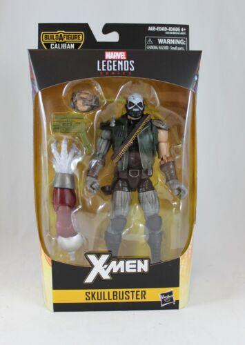Hasbro Marvel Legends X-Men Caliban BAF Wave Skullbuster New Sealed