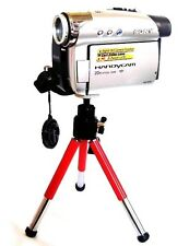 """8"""" Table Top Mini Tripod for Sony HDR-CX230 HDR-PJ230"""