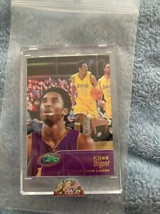 Kobe Bryant Etopps Card