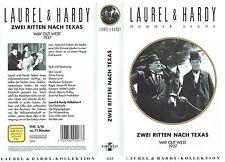 (VHS) Dick und Doof - Zwei ritten nach Texas - Stan Laurel, Oliver Hardy (1937)