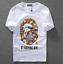 NEW A BATHING APE KID BABY MILO Tee BAPE Short Lover Sleeve Tops T-shirt