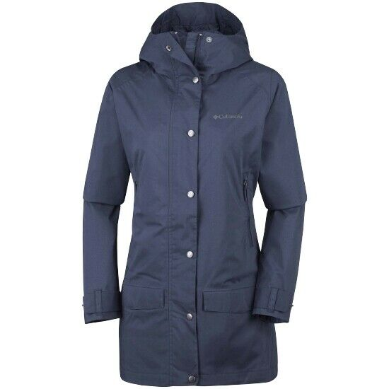 COLUMBIA Rainy Creek Trench W Nocturnal  Heather 1773061 466  Lifestyle  mejor marca