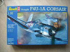 REVELL GERMANY 1/32 F4U-1A CORSAIR