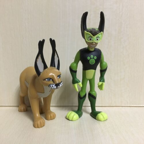 2pcs Wild Kratts Toys Activate Creature Power Jumpers Figure