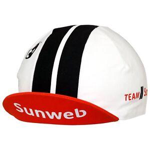 Brand New 2019 Sunweb Cervelo cycling cap Italian made r5 s5
