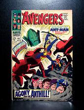 COMICS: Marvel: Avengers #46 (1967), Whirlwind app - RARE (ironman/thor)