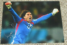 """Guillermo """"Memo"""" Ochoa Signed 11x14 Photo Mexico National Team with proof"""