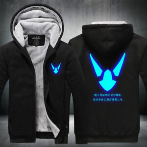 Sweater Honkai capucha Gaming invierno 3 Hoodie Top Chaqueta Coat de con Impact dOFqt