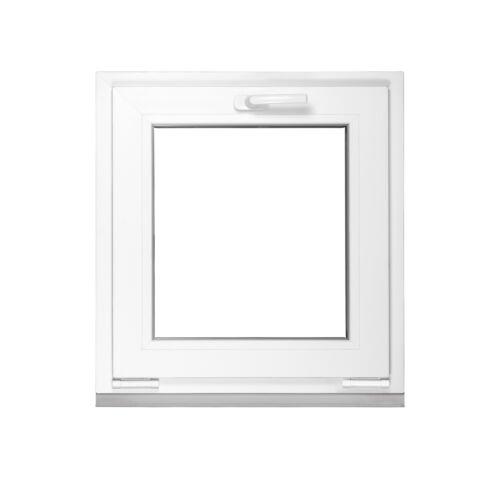 Kellerfenster Fenster Kippfenster 2 fach 45x35 cm Premium