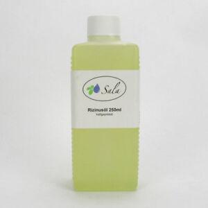 1-40-EUR-100-ml-Sala-Rizinusoel-kaltgepresst-100-rein-Ph-Eur-250-ml