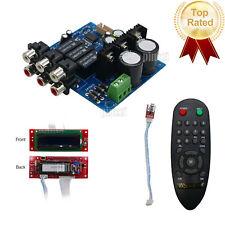 Assembled Upgrade PGA2311 Stero Remote Volume Controller Preamplifier ZJ03
