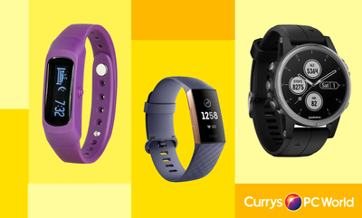 Fitness Deals from Currys