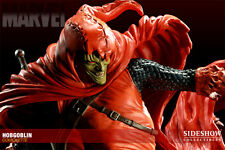 SIDESHOW MARVEL HOBGOBLIN COMIQUETTE POLYSTONE STATUE FIGURE BUST SPIDER-MAN