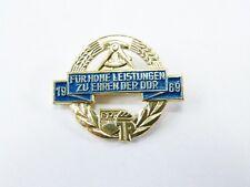 altes Abzeichen Auszeichnung  Für hohe Leistungen zu ehren der DDR  1969   X474
