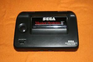 Sega Master System II nur die Konsole