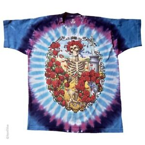 6bb54c6f Image is loading New-GRATEFUL-DEAD-30th-Anniversary-Tie-Dye-T-