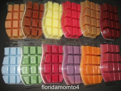 Scentsy HUGE BRICK WAX BAR FREE FAST PRIORITY SHIPPING New w//Bonus You Choose