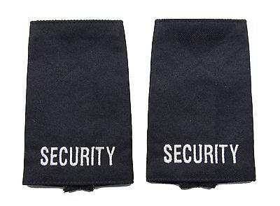 Men's Accessories Logical Schulterklappen Sicherheit Slider Verkauft Paar Dunkel Marineblau Epaulettes Preventing Hairs From Graying And Helpful To Retain Complexion Other Men's Accessories