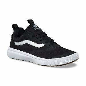 Detalles de Vans para hombres y mujeres ultrarange rapidweld Zapatos de Skate NegroBlanco VN 0 a 3 mvuy 28 ver título original