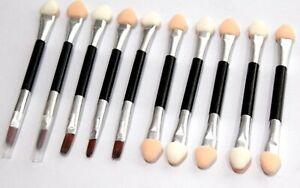 4-10-20x-Eye-Shadow-Applicators-Double-End-Sponge-Foam-Eyeliner-Brush-Disposable