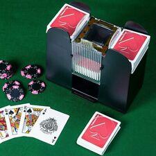 2 Deck Battery Operated Card Shuffler For Blackjack Poker Or Texas Holdem For Sale Online Ebay