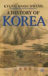 History-of-Korea-Paperback-Kyung-Moon-Hwang