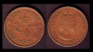 HONGKONG-10-CENTS-1960-E8