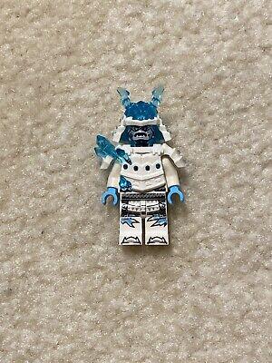 LEGO Ninjago Ice Emperor Zane Minifigure Extremely Rare ...